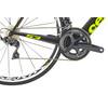 Cervelo S3 Ultegra maantiepyörä , keltainen/musta